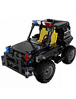 cheap -Building Blocks 334 pcs Military compatible Legoing Simulation Climbing Car All Toy Gift