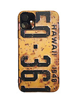 cheap -Case For Apple iPhone 11 / iPhone 11 Pro / iPhone 11 Pro Max Shockproof / Ultra-thin Back Cover Word / Phrase PC