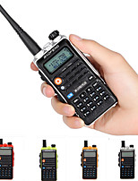 cheap -Baofeng UVB2 plus 4800mAh Two-way radio dual band VHF / UHF Walkie Talkie 128CH interphone BF-UVB2 CB ham Handheld radio transceiver