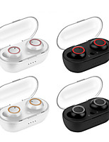 cheap -SQ-W1 TWS True Wireless Earbuds Wireless Mobile Phone Bluetooth 5.0 Stereo HIFI with Charging Box