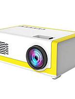 cheap -WAZA YGM1 USB HDMI AV SD Mini Portable HD LED LCD Projector Beamer Home Media Movie Player Support 1080P AV USB SD Card 320 x 240 HDMI / USB / AV / CVBS for Home School Office
