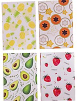 cheap -creative notebooks paper easy to carry 1 pcs