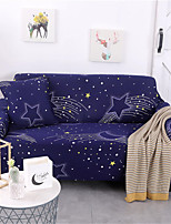 cheap -Star Pattern  Dustproof All-powerful Slipcovers Stretch Sofa Cover Super Soft Fabric Couch Cover with One Free Pillow Case