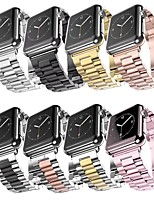 cheap -Smart Watch Band for Apple Watch Series 5/4/3/2/1 Apple Classic Buckle Band Sport Business High-end Fashion Health Stainless Steel Wrist Strap