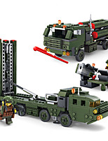 cheap -Building Blocks 534-594 pcs Military compatible Legoing Simulation Climbing Car All Toy Gift / Kid's