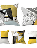 cheap -5 pcs Throw Pillow Simple Classic 45*45   Cushion Vintage Circle Cover Sofa Home Decor Throw Pillow Case