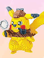 cheap -Building Blocks 2750+ PIKA PIKA Creative compatible Legoing Simulation All Toy Gift / Kid's