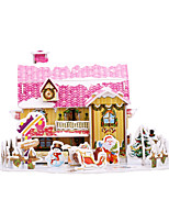 cheap -Building Blocks 34 pcs House compatible Legoing Simulation All Toy Gift / Kid's