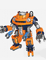 cheap -Building Blocks 779 pcs Robot compatible Legoing Simulation All Toy Gift / Kid's