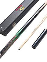 cheap -O'MIN 3/4 2-Piece Cue Sticks Ash Ebony Snooker English Billiards Sports