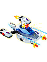 cheap -Building Blocks 126 pcs Military compatible Legoing Simulation Plane All Toy Gift / Kid's