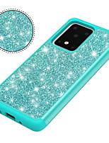 cheap -Skinny glitter PC TPU phone case for Samsung S20 S20Plus S20Ultra phone case