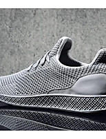cheap -Men's Comfort Shoes Mesh Spring & Summer Sneakers Gray