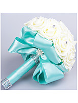 cheap -Wedding Flowers Bouquets Wedding Party Artificial Flower In-tube