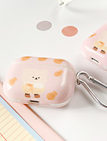 cheap -Airpods pro Case Cover and Skin IMD Technology Protective Cover Case Compatible for Airpods pro (Cute Cartoon Skin)