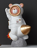 cheap -Outer Space Themed Decor Party Decorations NBHUZHUA Astronaut Figures Toys Boys Birthday Gifts Kids Room Bedroom Decor