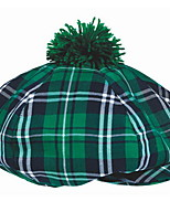 cheap -Kiss Irish Green Velour Party Cosplay ST Patrick's day Pride Costume Hat