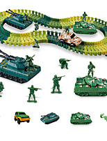 cheap -Building Blocks 105 pcs Military compatible Legoing Simulation Tank All Toy Gift / Kid's