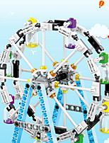 cheap -Building Blocks 447 pcs Ferris Wheel compatible Legoing Simulation All Toy Gift / Kid's