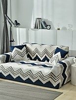 cheap -Sofa Cover Damask / Neutral / Contemporary Printed Polyester Slipcovers