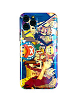 cheap -iPhone 11 Case Compatible with Apple iPhone11 Pro Max Cover Cartoon One piece Protective Skin fit for Apple iPhone7 / iPhone 8 / iPhone X