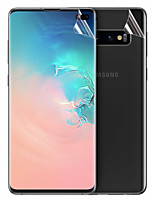cheap -Ultra-thin front and rear TPU hydrogel protective film Samsung S8 / 9/10 Plus S10E hydrogel protective film