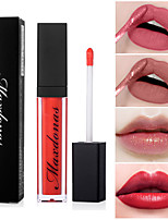 cheap -1 pcs # Daily Makeup Lips / Easy Carrying / Durable Matte Moisture / Long Lasting / Casual / Daily Makeup Cosmetic Party Evening / Carnival / Performance Grooming Supplies