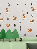 cheap -Decorative Wall Stickers - Plane Wall Stickers Animals Indoor / Kids Room