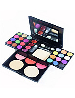 cheap -33 Colors Eyeshadow Palette Concealer & Base Women Gift Lady Kits Lips Multi-functional Palette Multi-function Convenient Daily Makeup Party Makeup Fairy Makeup Cosmetic Gift