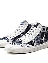 cheap -Men's Comfort Shoes Mesh Fall & Winter Sneakers Yellow / Gray