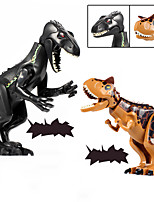 cheap -Building Blocks 1 pcs Jurassic Dinosaur Dinosaur compatible Legoing Simulation All Toy Gift / Kid's