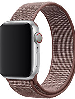 cheap -Smart Watch Woven Nylon Band for Apple Series 5/4/3/2/1 iwatch Sport Business Bands High-end Fashion comfortable Soft Nylon Wrist Straps