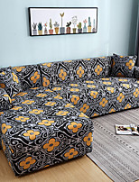 cheap -Sofa Cover Multi Color Printed Polyester Slipcovers