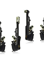 cheap -Bike Brakes & Parts Adjustable / Retractable / Wearable / Low Noise Aluminum Alloy Black