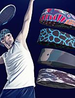 cheap -Men's Women's Headwear Headsweat Tennis Leisure Sports Outdoor Autumn / Fall Spring Summer Winter / High Elasticity / Breathable