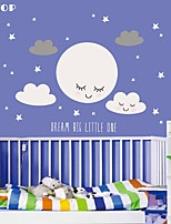 cheap -Decorative Wall Stickers - Plane Wall Stickers Stars Nursery / Kids Room