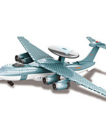 cheap -Building Blocks 202 pcs Military compatible Legoing Simulation Plane All Toy Gift / Kid's