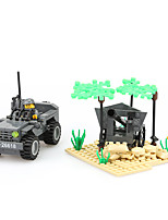cheap -Building Blocks 204-228 pcs Military compatible Legoing Simulation Climbing Car All Toy Gift / Kid's