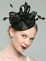 cheap -Queen Elizabeth The Marvelous Mrs. Maisel Retro Vintage Kentucky Derby Hat Fascinator Hat Women's Costume Hat Black Vintage Cosplay Party Party Evening