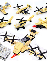 cheap -Building Blocks 0-38 pcs Military compatible Legoing Simulation Plane All Toy Gift / Kid's