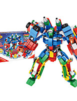 cheap -Building Blocks 570 pcs Robot compatible Legoing Simulation All Toy Gift / Kid's