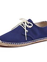 cheap -Men's Comfort Shoes Mesh Spring & Summer Sneakers Black / Blue / Beige