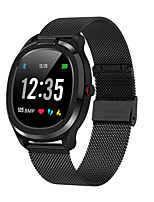 cheap -DT NO.1 TM01 ECG PPG Smart Watch Heart Rate Blood Pressure Monitoring Smartwatch IP68 Waterproof Pedometer Fitness Wristwatch