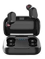 abordables -L21 tws vrais écouteurs stéréo sans fil ipx5 étanche sports fitness bluetooth 5.0 écouteurs contrôle tactile intelligent appairage automatique