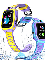 cheap -Indear T16 Kids Kids' Watches Android iOS 2G GPS Hands-Free Calls Camera Information Anti-lost Call Reminder Activity Tracker Find My Device Alarm Clock