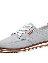 cheap -Men's Comfort Shoes Mesh Fall & Winter Sneakers Dark Grey / Light Grey / Dark Blue