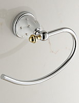 cheap -Towel Bar New Design / Cool Modern Stainless Steel / Iron 1pc towel ring Wall Mounted