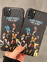 cheap -Case For Apple iPhone 11 / iPhone 11 Pro / iPhone 11 Pro Max Shockproof / IMD / Ultra-thin Back Cover Cartoon PC