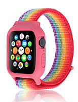 cheap -Watch Band for Apple Watch Series 4 / Apple Watch Series 3 / Apple Watch Series 2 Apple Sport Band Nylon Wrist Strap