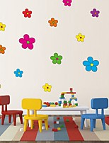 cheap -Decorative Wall Stickers - Plane Wall Stickers Florals Nursery / Kids Room